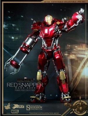 Hot Toys Red Snapper for Sale in Katy, TX