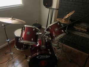 Pdp drum set in Excellent condition for Sale in Smoke Rise, GA