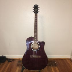 Fender T-Bucket 300CE Acoustic Guitar for Sale in Vancouver,  WA