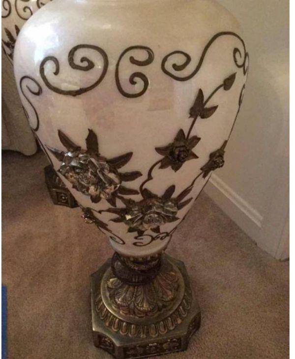 Oversize Vintage lamps