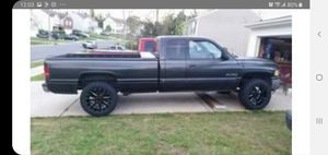 20 inch rims 8lug 33 inch tires for Sale in Concord, NC