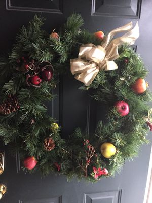 Christmas Wreath for Sale in Frederick, MD