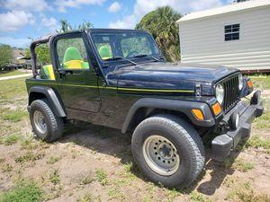 2000 jeep 🚙 wrangler for Sale in Vero Beach, FL
