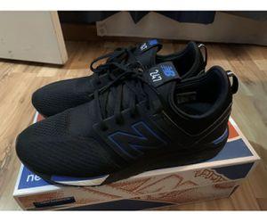 New Balance MRL247PR (Black / Royal Blue) Men's Size 9.5 for Sale in Los Angeles, CA