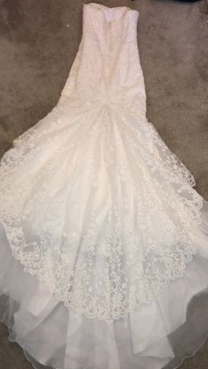 Wedding dress for Sale in Sudley Springs, VA