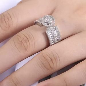 Classy Luxury Stamped 925 S Silver NEW BRIDAL/ Engagement Ring for Sale in Dallas, TX
