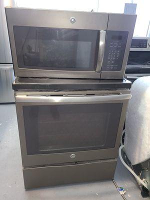 (Set GE) Oven, oven/microwave, dishwasher for Sale in Brandon, FL
