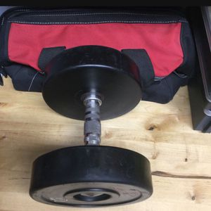 Dumbbell 40LB Single (Urethane) Professional Gym Quality for Sale in Newport Beach, CA