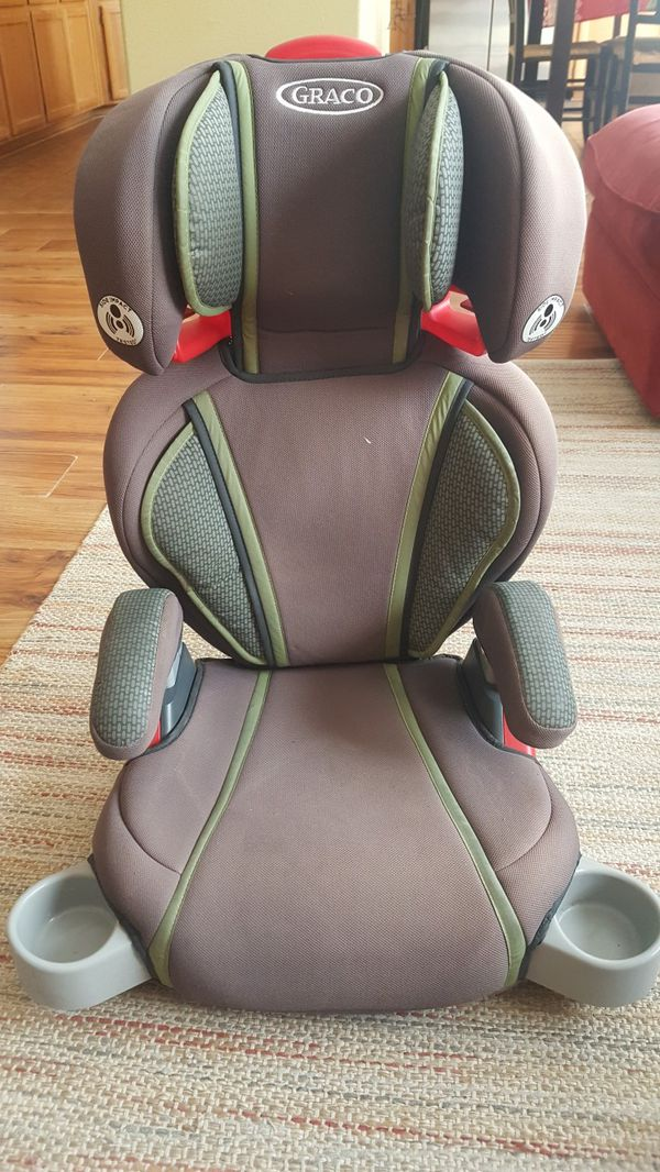 Graco - adjustable child booster seat
