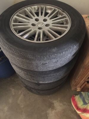 """17"""" factory Chrysler 300 wheels for Sale in Indianapolis, IN"""