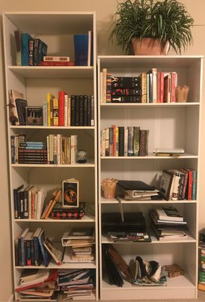 2 tall bookshelves for Sale in Temecula, CA