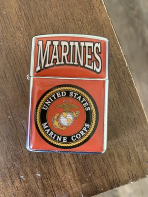 USMC zippo lighter for Sale in Dundalk, MD
