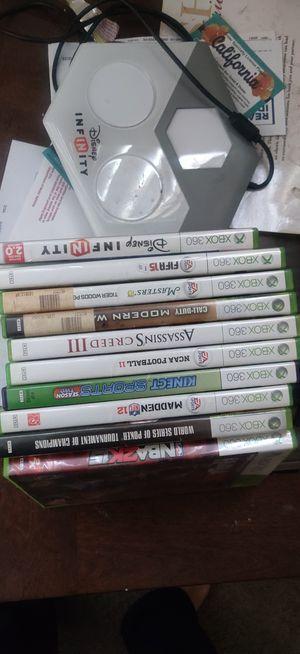 Xbox 360 games for Sale in San Bernardino, CA