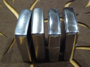 FOUR ZIPPO LIGHTER'S for Sale in Modesto, CA