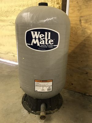 Pressure Tank for Sale in Akeley, MN