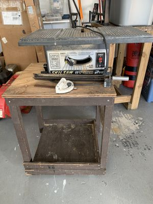 Skilsaw Table Saw for Sale in Fort Lauderdale, FL