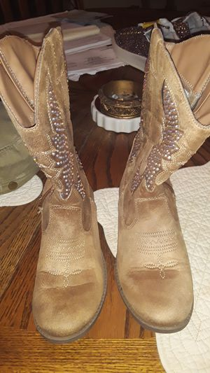 Girls Justice cowboy boot for Sale in Dayton, OH