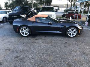 2015 Chevy corvette stingray 2lt for Sale in Orlando, FL