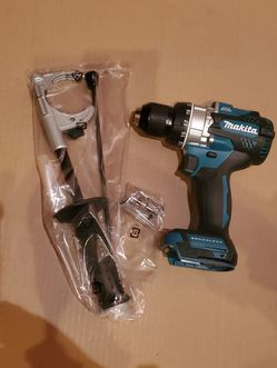 BRAND NEW, Makita 18-Volt LXT Lithium-Ion Brushless Cordless 1/2 in. XPT Hammer Drill/Driver (Tool-Only)NUEVO for Sale in Henderson,  NV