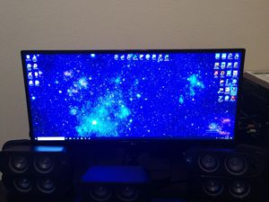 Monitor LG ultra wide for Sale in Austin, TX