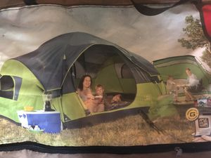 Family camp tent combo for 6 peoples for Sale in Lantana, FL