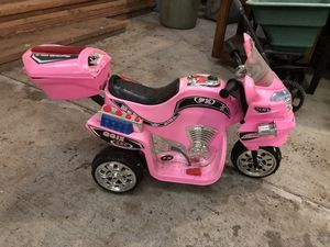 Toy Electric Motorcycle for Sale in Enumclaw, WA