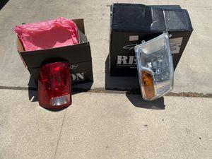 Headlight & Rear light for Sale in Glendale, AZ