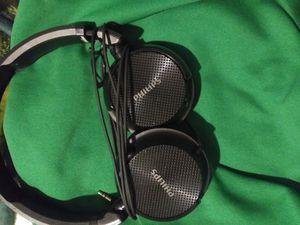 3 sets of studio style headphones. for Sale in Wichita, KS
