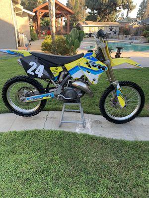 2001 rm125 for Sale in Turlock, CA