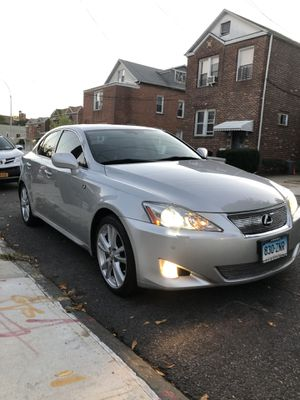 2006 Lexus IS350 38,000 MILES ONLY for Sale in Edgewater, NJ