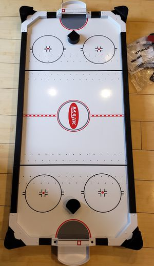 Table Top Air hockey and Shuffleboard for Sale in Newton, NH