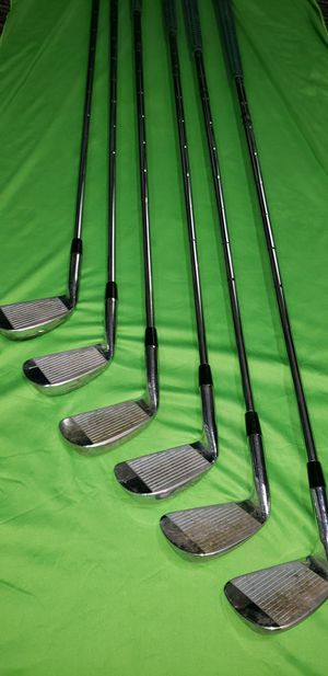 Golf Club Set, Bernhard Langer by Wilson, Right hand for Sale in MD CITY, MD