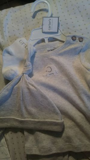 Brand new Carters 0-6 months for Sale in Fresno, CA