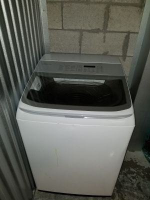2017 Samsung digital washer/dryer pair, $700. Gently used, excellent condition. for Sale in Miami, FL
