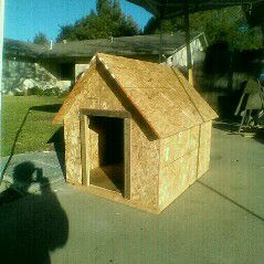 Dog Houses Just Built Take One Today for Sale in Modesto, CA