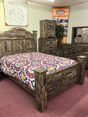 🇺🇸HUGE Blowout Furniture Sale!🇺🇸 Brand New 6PC Queen Size Bedroom Set! $50 Down Takes It Home Today! for Sale in Newport News, VA