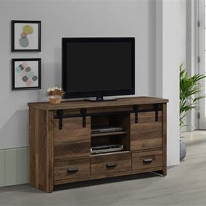 """Wood Tv Stand Hold Up To 80"""" Tv For Only $399 for Sale in Bakersfield, CA"""