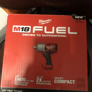Brand New Milwaukee Impact Wrench $230! for Sale in East Riverdale, MD