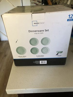 Brand New Dinnerware Set for Sale in Los Angeles, CA