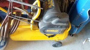 DeWalt Air Compressor for Sale in Bartow, FL