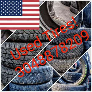 Tires 14s to 22s for Sale in Princeton, WV