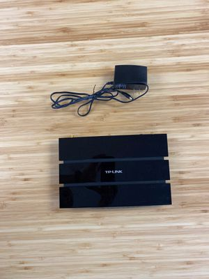TP LINK- AC1750 wireless dual band gigabit router for Sale in Riverside, CA
