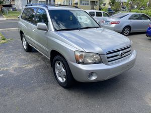 Toyota Highlander for Sale in Hartford, CT