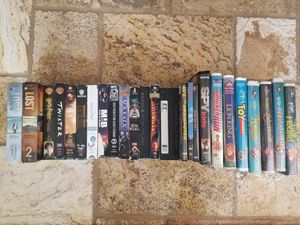 26 DVD & VHS Movies (Disney, WB and others) for Sale in Aliso Viejo, CA