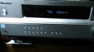 Pioneer audio multi channel receiver for Sale in Los Angeles, CA
