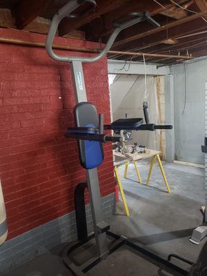 Push/Pull Up & Dip Bar for Sale in Aliquippa, PA
