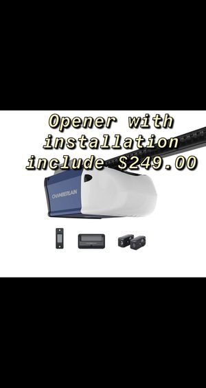 Garage Door opener for Sale in Orlando, FL