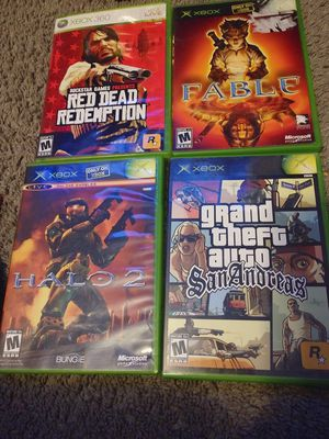 Xbox 360 and PlayStation games for Sale in Mesa, AZ