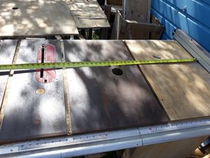 Table saw for Sale in Alamo, TX