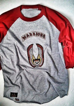 Classic Warriors Retro Baseball Tee Available in Sizes up to 3x for Sale in Carrollton, TX